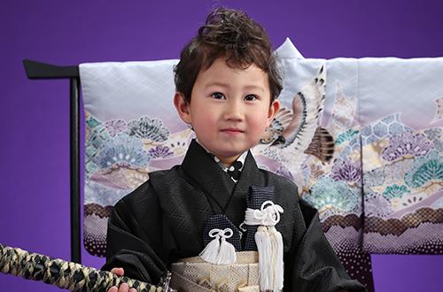 3歳男の子