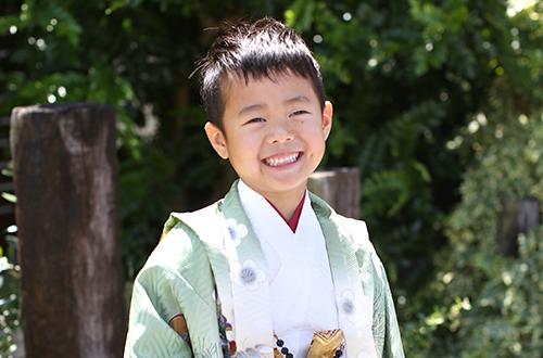 5歳男の子